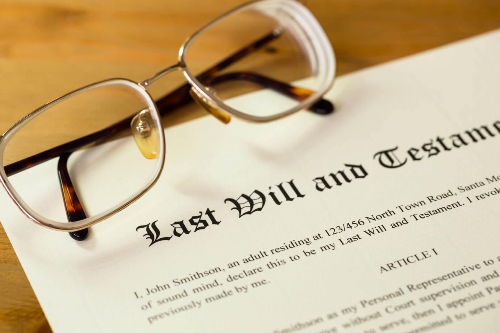 Filing Inventory In Texas Probate Houston Probate Attorneys